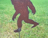 SALE!!!!!!!!      16.00  ***For the first 10 sold***  Sasquatch Bigfoot Yard and Garden Art