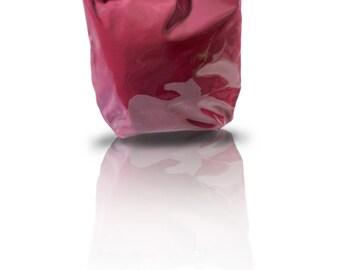 Big Totebag/Neon bag/ Women totebag/ Purple Large Tote, Amazing Trans-colour purple totebag.