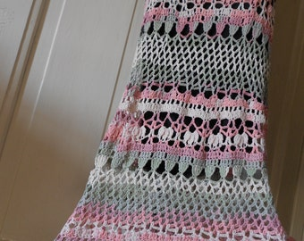 Crochet Skirt Long Skirt Summer Skirt Maxi Skirt Summer Morning
