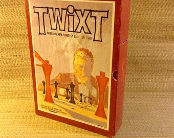 Vintage 3M Twixt Bookshelf Game  -  c. 1962