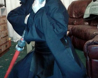 Children's Darth Maul Costume - All sizes available - 7 piece set