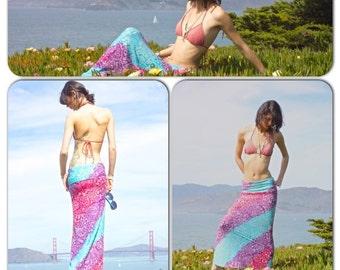 Simply Paisley Long Skirt