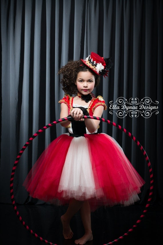 Items Similar To No Halloween Delivery Circus Tutu Dress