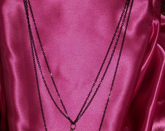 Ichigo Kurosaki (Bleach) Necklace & Bracelet Set