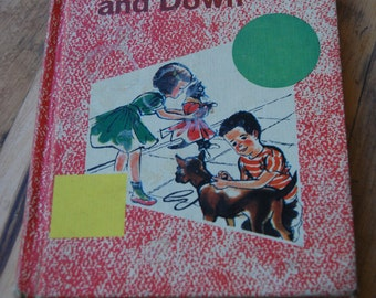 Vintage Book, Up the Street and Down