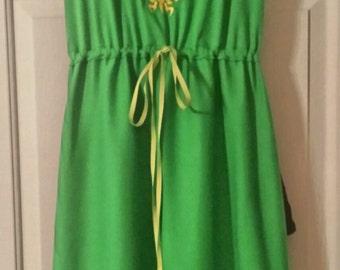 SALE XXL Knit Zelda Inspired Dress
