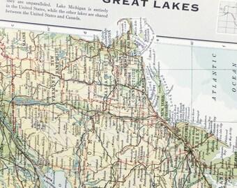 Great Lakes Illinois Map  Illinois Map