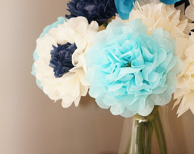 Pretty in Blue Bouquet