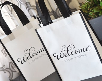 Wedding Welcome Bags (set of 25)