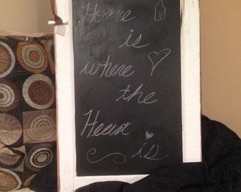 The Chalkboard Window