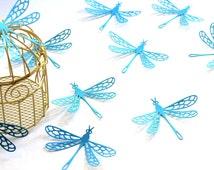 Paper Dragonflies, 3d dragonflies, Dragonfly wall art, 3d home decor, dragonfly wall decor, nursery wall art, dragonflies, wall stickers