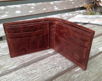 Genuine Italia Leather Wallet