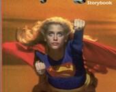 Super Hero, DC Comics, Supergirl, Book Movie Memorabilia