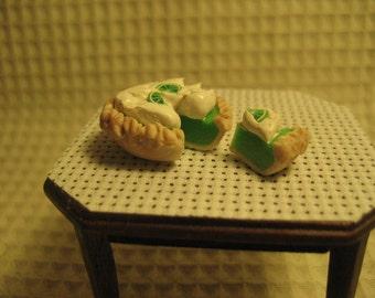 Miniature Hand made Key Lime pie