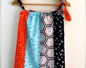 Pillowcase dress 3T