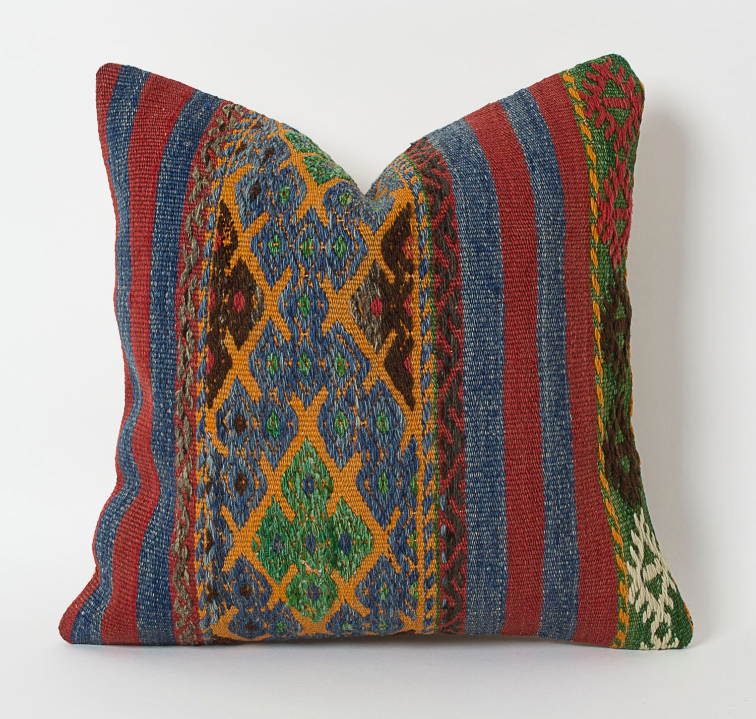 Decorative Pillows Kilim : Turkish Kilim Pillow Covers Kilim Throw Pillows Bohemian