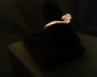 Rough Diamond Ring Size 7
