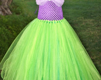 The Princess Ariel Tutu Dress