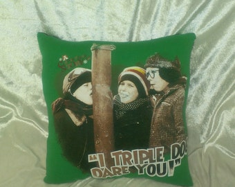 a christmas story pillow