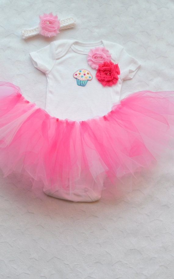Baby Girl First Birthday Outfit Baby Girl 1st by