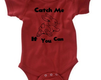 Catch Me If You Can Onesie
