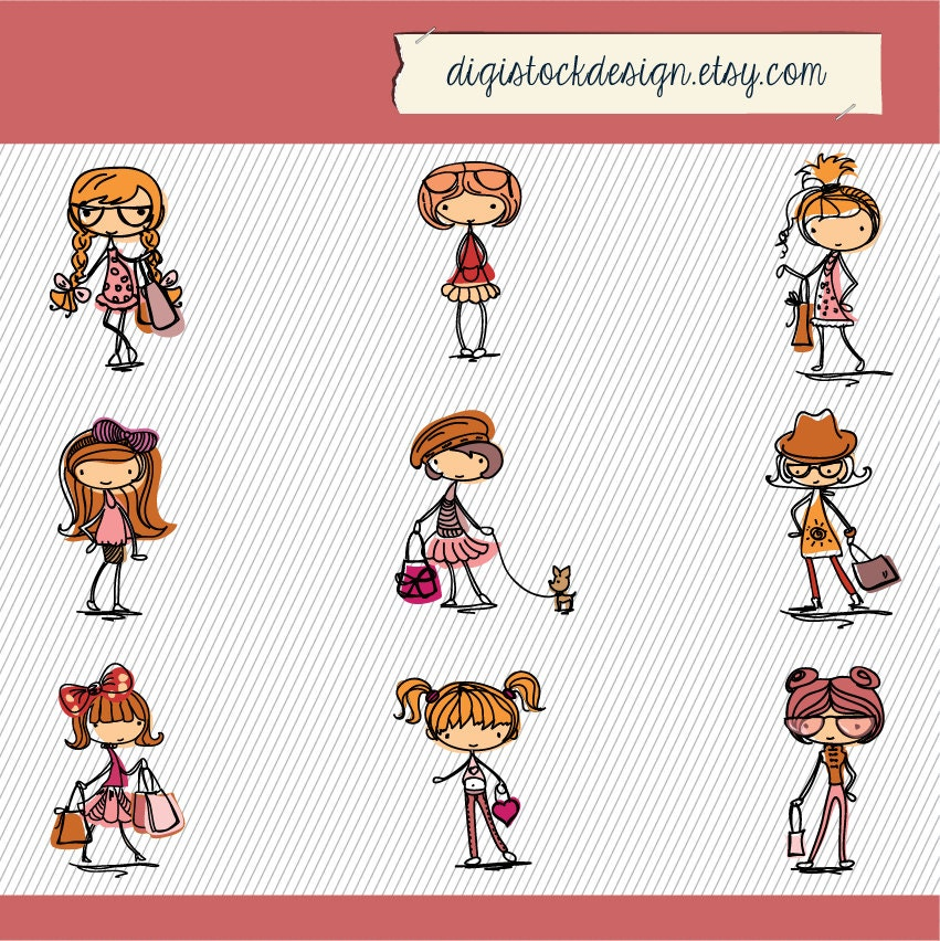 Cute People Clipart People Clipart
