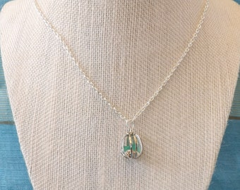 Take a Piece of the Beach with You Necklace