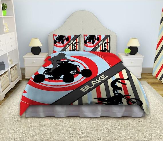 Motocross Bedding Sets Uk