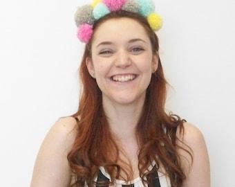 Shake your Pom Pom's Headband
