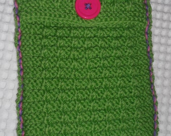 iPad Mini Cover, iPad Mini Case, iPad Mini Sleeve, Hand Knitted,