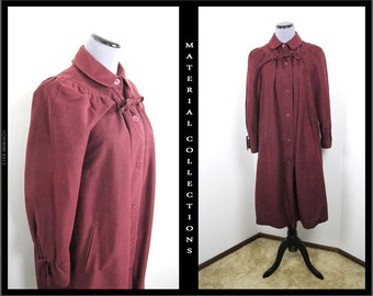 Vintage Swing Coat by FORECASTER OF BOSTON • Material Collections
