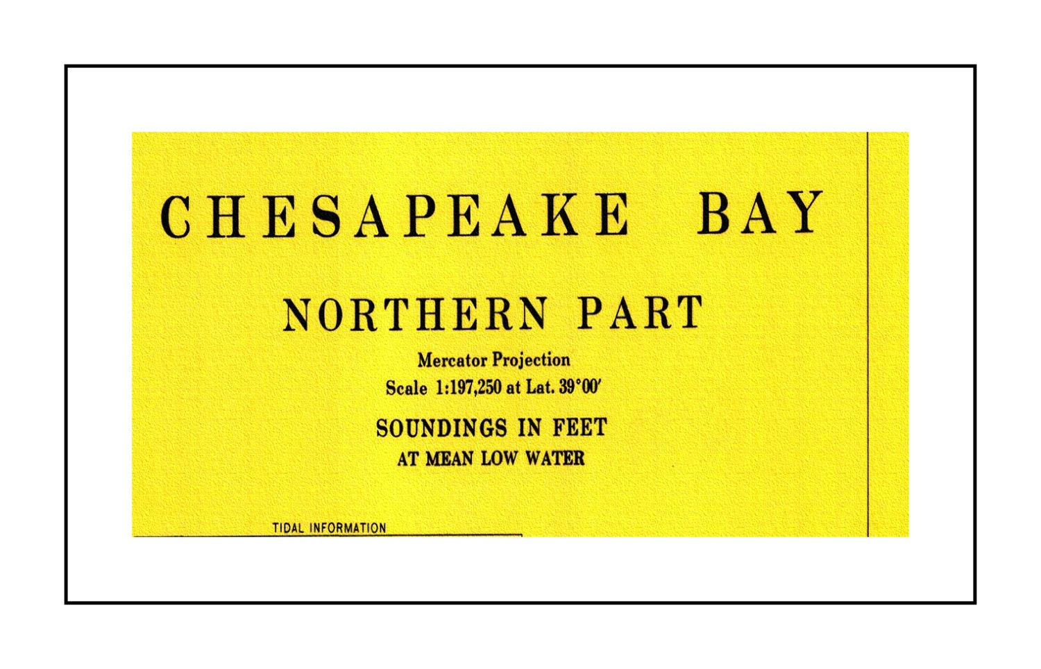 Chesapeake bay nautical chart nautical chart chesapeake bay chesapeake bay nautical chart nautical chart chesapeake bay maryland map virginia map sailing map sailing art nautical print 1968 nvjuhfo Gallery