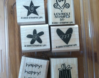 Teeny Tinies stamp set by Stampin Up