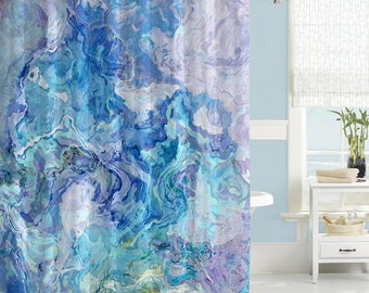 View Abstract Shower Curtains by ArtPillow on Etsy