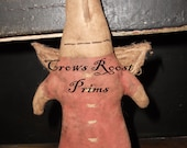 1 Primitive Amelia Angel doll