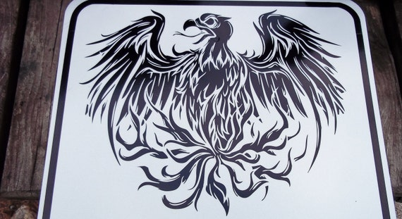 A Day To Remember Eagle Vinyl Decal A Day To Remember Golden Eagle