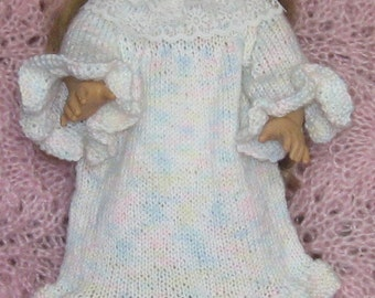 American Girl Doll Nightgown and Slippers