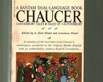 a literary analysis of canterbury tales by chaucer