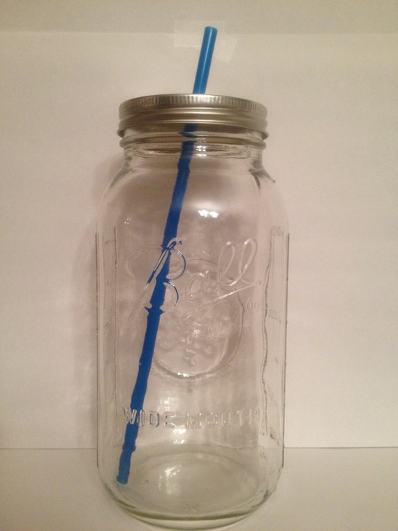 Mason Jar Large Extra Large Glass Mason Jar