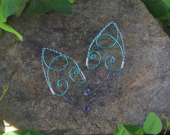 Elf Ear Cuffs - Njord - Viking Jewelry - Elven Jewelry - Ready to Ship