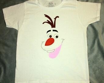 Frozen Olaf Shirt