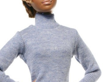 Handmade clothes for Barbie (sweater): Appalache