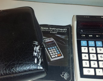 texas instruments ba 35 student business analyst manual