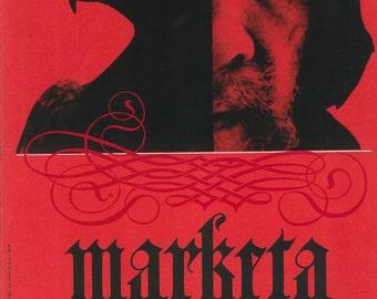 Marketa Lazarova Original film poster