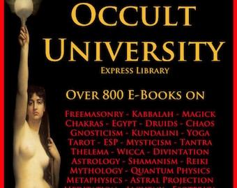 Free eBooks PDF Occult Books. Esoteric Sacred Texts