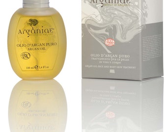 100% Pure organic Argan oil for face and body    100 ml
