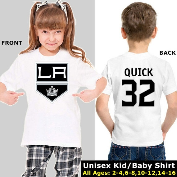 Baby Gift Los Angeles : Los angeles kings baby shirt by