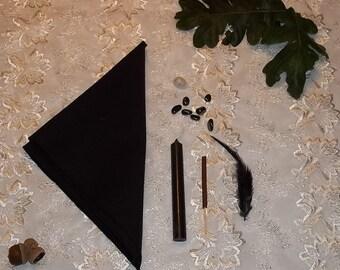 Banishment Magic Supply Set- Ritual, Charm, Magic Spell Kit
