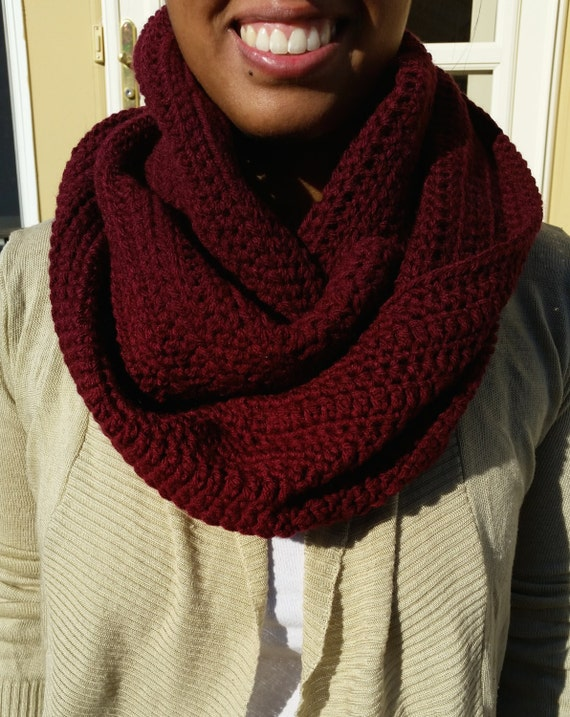 You searched for: maroon infinity scarf! Etsy is the home to thousands of handmade, vintage, and one-of-a-kind products and gifts related to your search. No matter what you're looking for or where you are in the world, our global marketplace of sellers can help you .