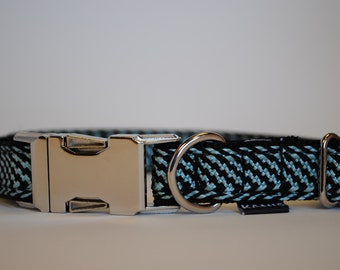 Dog collar Size M with metal side release buckle